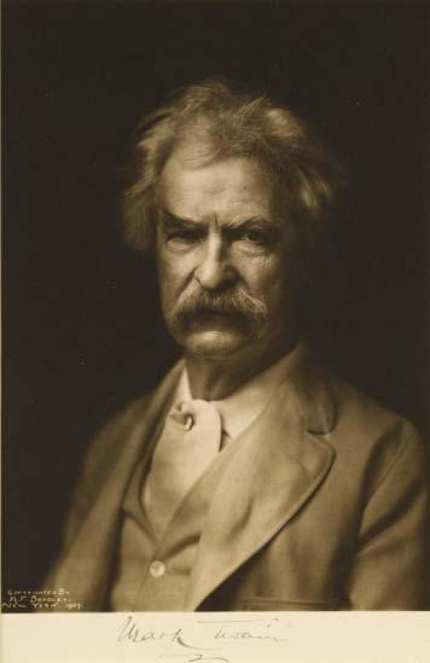 Sotheby's Mark Twain Collection