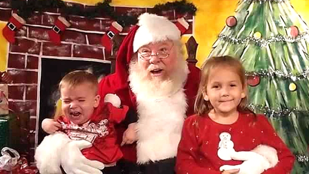 [NATL-LA] #SantaPhotoFail: Pics of No Good Santa Encounters