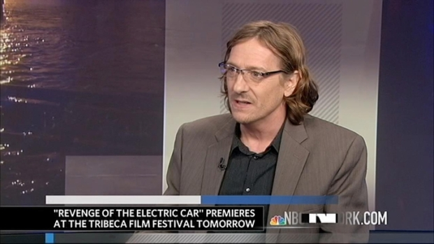 [NY] Tribeca Film Festival: Revenge of the Electric Car