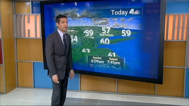 [NY] Your Forecast for Thursday, April 21