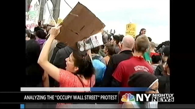 [NY] How Long Will It Last -- Breaking Down Wall Street Protest