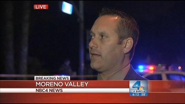 [LA] Moreno Valley Robbery Kicks Off Two Pursuits