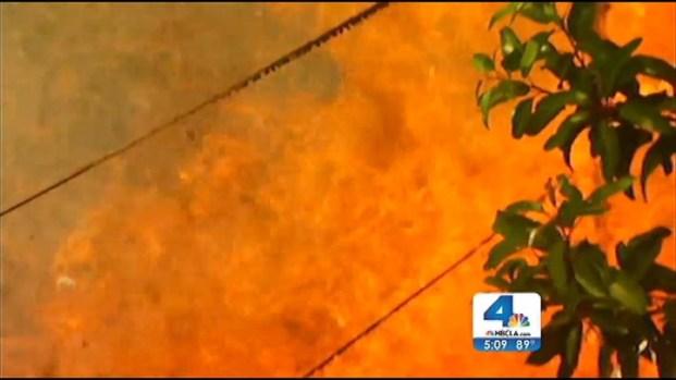 [LA] Neighbors Help to Save Malibu Homes From Springs Fire