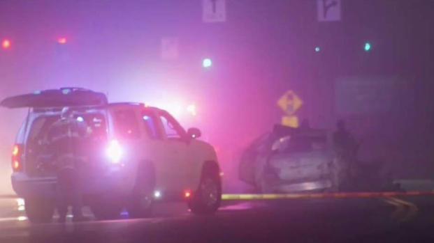 [NY] 2 Dead in Fiery Chain Reaction Crash Near JFK: Sources