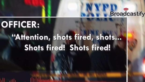 42 Shots Fired in Friendly Fire That Killed Cop