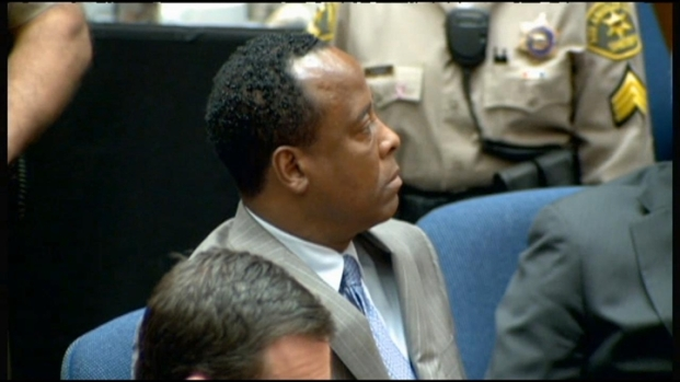 [LA] Raw Video: Conrad Murray Verdict Read in Court