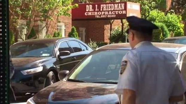 [NY] NYPD Officers Sickened at Alleged Drug Lab in Queens