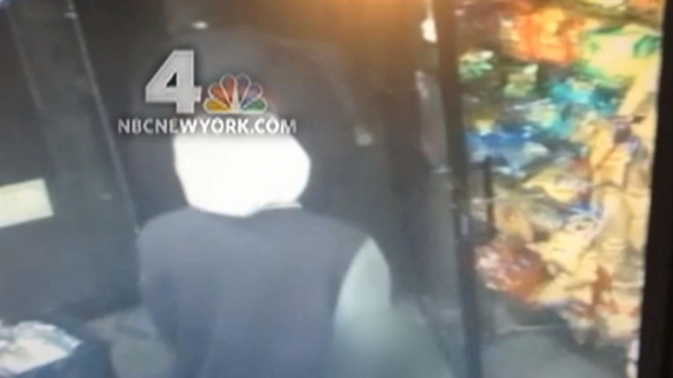 [NY] Surveillance Video Shows Boy, 8, at Deli Shooting