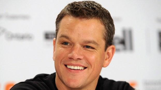 "[NBCAH] Matt Damon Talks ""Contagion"""