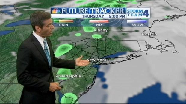 [NY] Morning Forecast for Wednesday, May 8