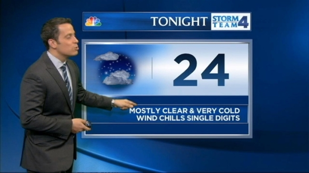 [NY] Morning Forecast for Tuesday, January 1