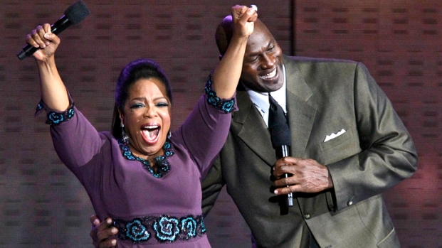 Oprah Farewell Show Gallery