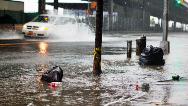 Hurricane Irene: Monster Storm Hits Tri-State