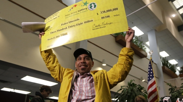 "[NY] Powerball Winner: $338M Is ""Pure Joy"""