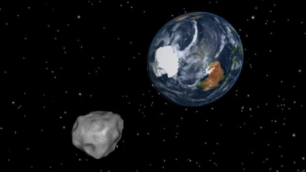 [AP] Asteroid 2012 DA14