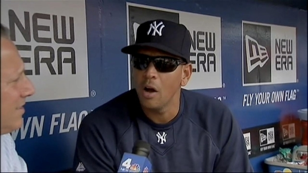 """[NY] Alex Rodriguez:"""" It Should Make For A Great Weekend Of Baseball."""""""