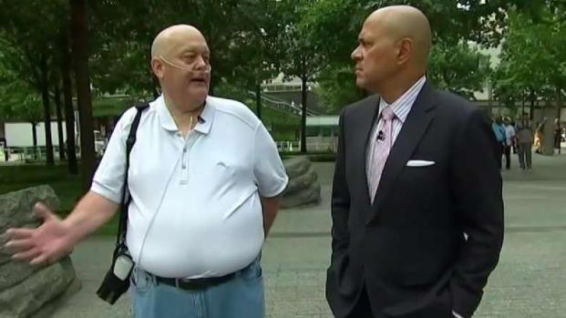 [NY] Ailing 9/11 First Responder Revisits Site of Terror Attacks