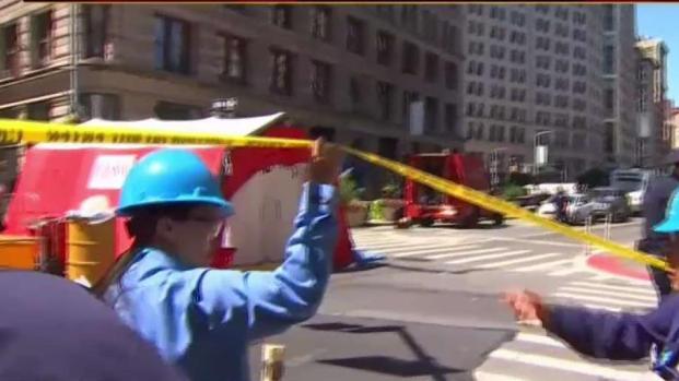 Asbestos Concerns After Explosion