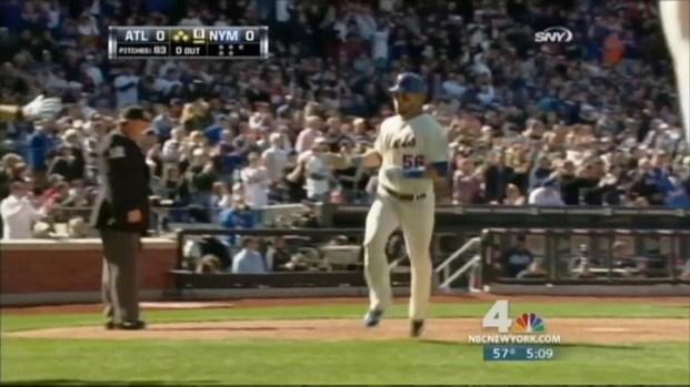 [NY] Mets Win Home Opener