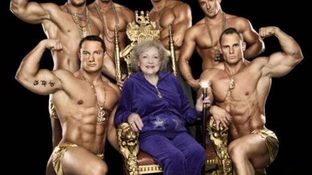 [LA] Betty White is hot!