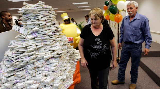 [NATL]Jackpot! 25 of the Biggest Lottery Wins in US History