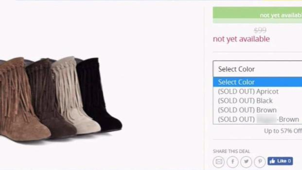 [NY] Boots With Racial Slur Found on Groupon