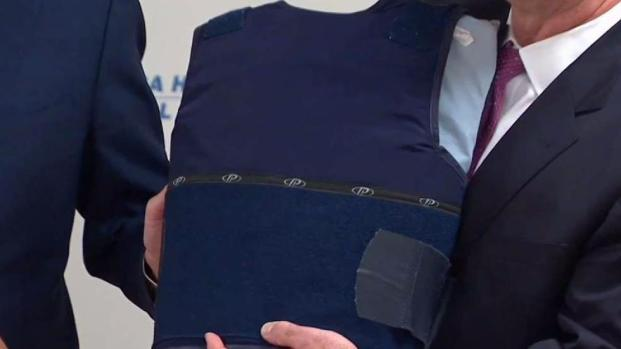 Bulletproof Vest Saved NYPD Officer From Shots to Chest