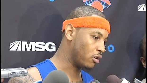"[NY] Carmelo Anthony: ""I Have Faith."""
