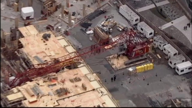 [NY] Crane Safety Questioned After Queens Collapse
