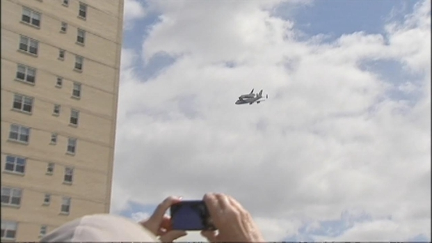 [NY] Space Enterprise Shuttle Lands in NYC