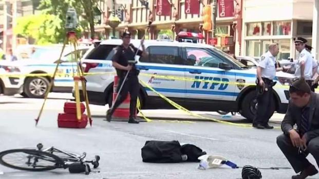 [NY] Community Mourns After NYC Bicyclist Struck and Killed