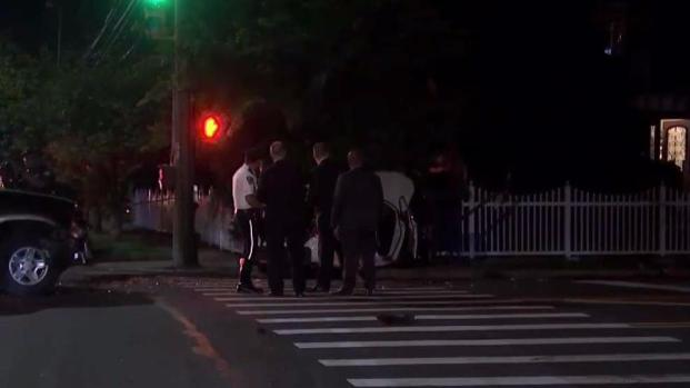 [NY] Crash Sends Car Into NYC Bus Stop, Killing Mother, Seriously Injuring Child