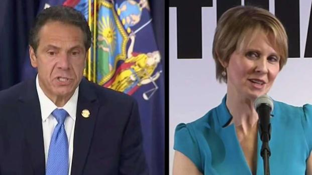 [NY] Cuomo, Nixon Push for Last Minute Votes Ahead of Primary