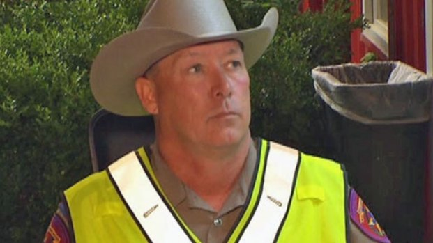 [DFW] DPS Trooper Updates West Explosion
