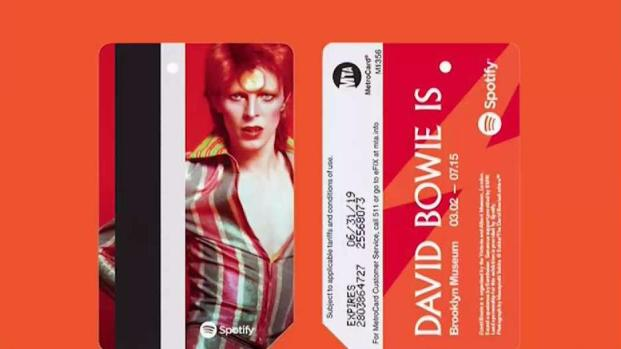 David Bowie MetroCards Has People Waiting in Long Lines