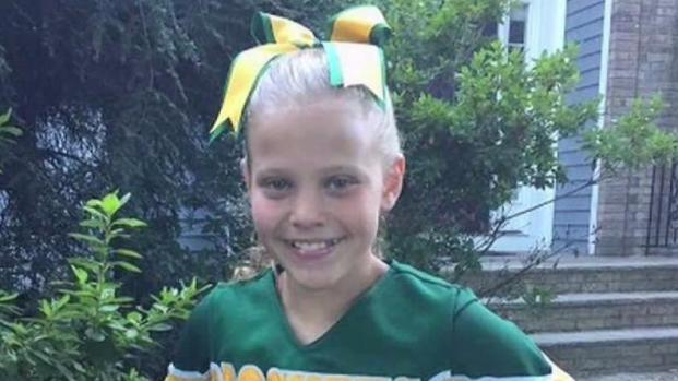 Family of 12-year-old cheerleader who killed herself SUE the school district for NOT intervening after being told the girl was suffering from repeated online bullying