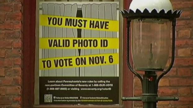 [PHI] Judge Halts Voter ID Law