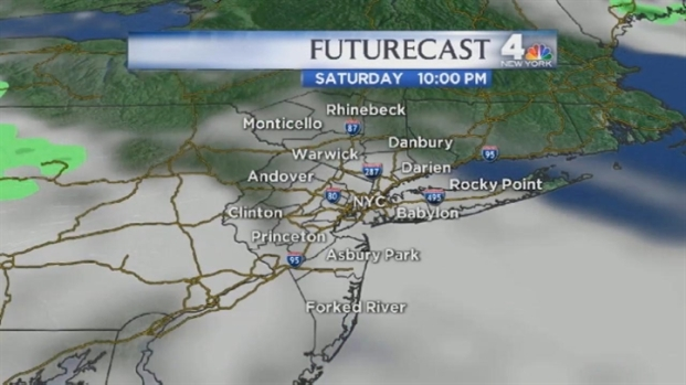 [NY] Early Morning Forecast for Saturday, July 14