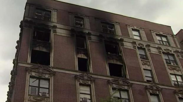 [NY] Family of 6 Killed in Harlem Apartment Fire