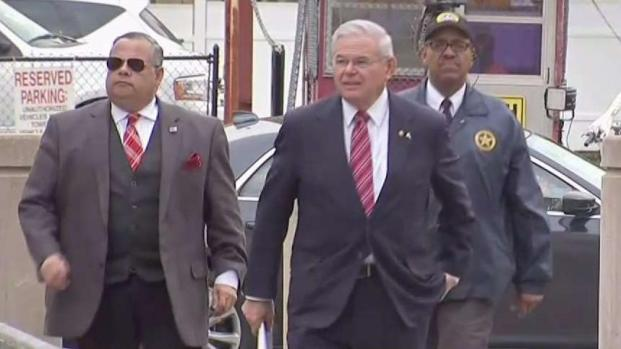 [NY] Feds Drop Corruption Charges Against NJ Sen. Menendez