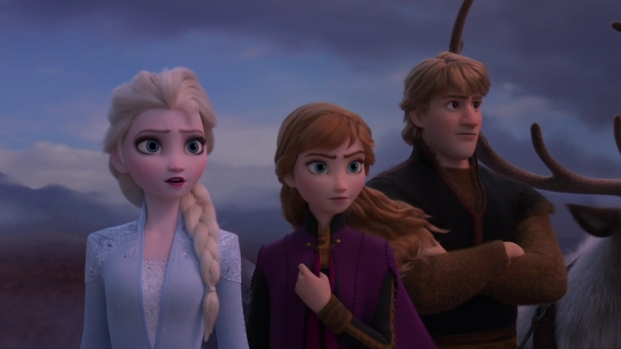 [NATL] Disney Releases First Look at 'Frozen 2'