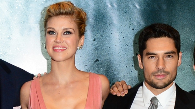 "[NBCAH] D.J. Cotrona & Adrianne Palicki Fight Back In ""G.I. Joe: Retaliation"""