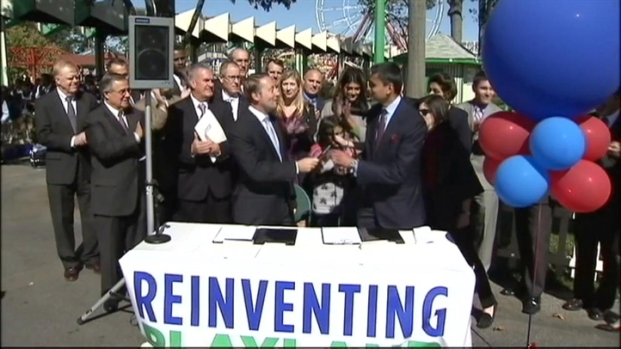 [NY] Changes Proposed for Historic Playland Amusement Park