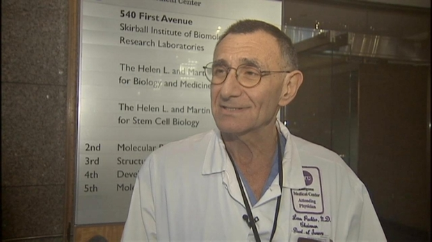 [NY] Flood-Ravaged NYU Medical Center Reopens