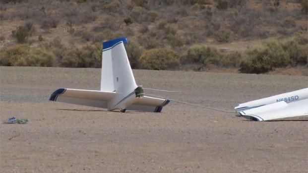 [DGO] 2 Killed in Jacumba Glider Plane Crash