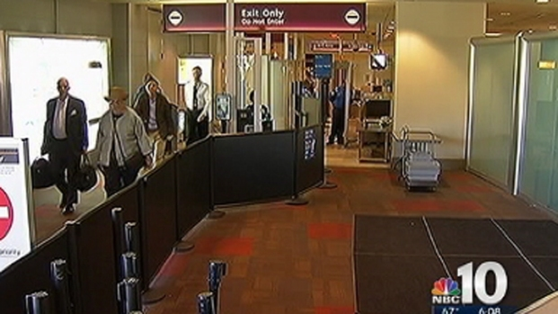 [PHI] Gun Goes Off at Philly International Airport