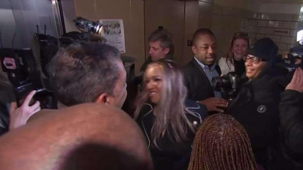 [NY] HUD Admin Lynne Patton Gets Stuck in NYCHA Elevator