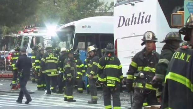 [NY] I-Team: Bus Company in Queens Crash Has Troubled Past