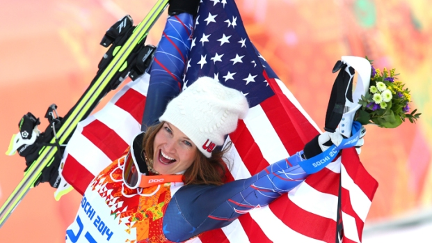 [AP] Mancuso Takes Bronze in Supercombined