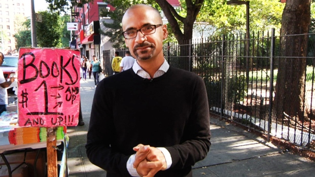[NY] My New York: Junot Diaz